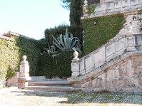 garden :: entrance to monastery