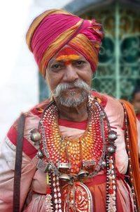 Indian Sadhu