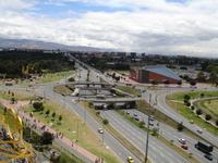 Avenida 68 Bogota Colombia