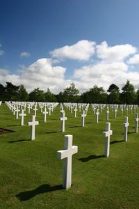Normandy American Cemetery 4
