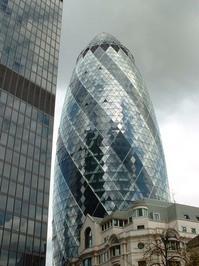The Gherkin London Office