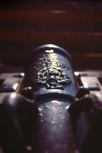 old cannon ambushes