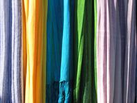 colourful batik shawls 3