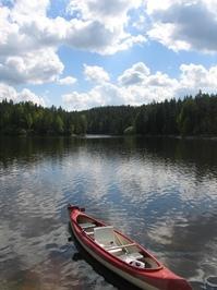 Beautiful tour on the lake