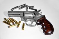 Gun & Bullets