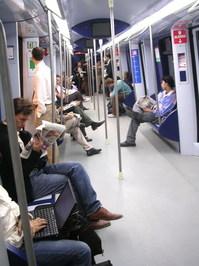 Metro Madrid Subway