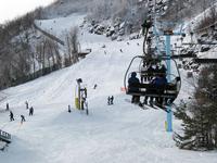 Hunter Mountain - ski lift -2