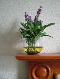 Lavender Vase