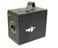 Ensign box camera