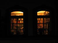 windows and books