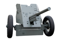 Anti-tank artillery from polish army 5