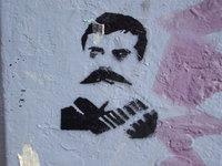 Zapata's graffiti