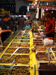 olive counter