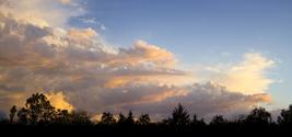 Long Sunset