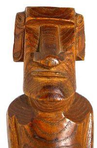moai miniature