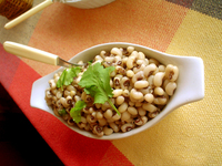 "Beans ""arrumadinho"