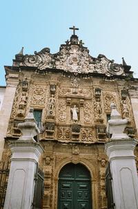 Iglesia Salvador de Bahia