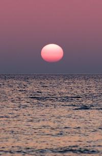 Sunset at Brighton Beach, Adelaide