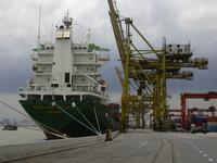 Container Vessel 01