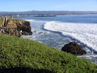 Santa Cruz coastline 1
