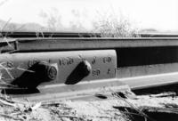Railroad Track Tie