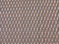 brown braided texture