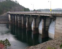 Beavers Bend Dam