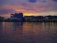 Sunset in Willemstad