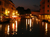 Venice Night Scene 1