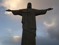 Christ Statue Silouette