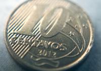 Coin - centavos (brazilian real)