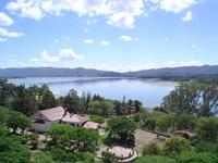 Lago San Roque en Carlos Paz