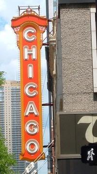 Chicago Sign go