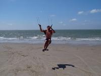 kitejumping