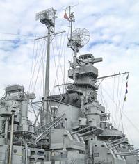 WWII Battleships
