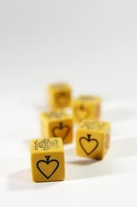 Spades or hearts? 2