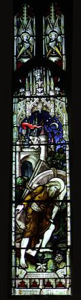 St. James Church Window 3