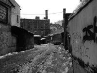 Dirty streets of Poland 3