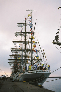 Tall Ship Cuauhtemoc 2