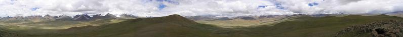 Loinbo Kangri Himalaya Panoram