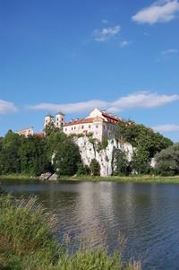 Benedictine Monastery in Tyniec Cracow 1