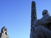 Vigeland Sculpture Park 3