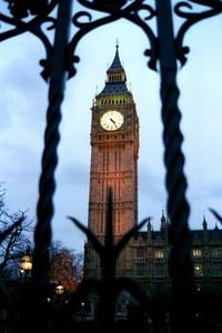 Big Ben Behind Bars