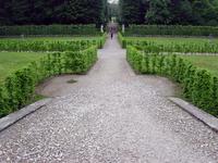 Sans Soucci garden