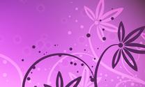 swirl flower II