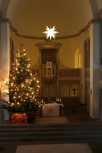christmas in church