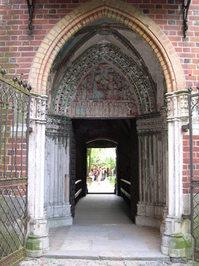 Castle in Malbork 4