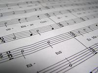 Sheet Music 001