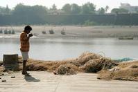 Fisher man in Nani Daman