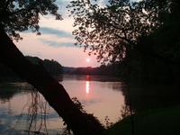 A Lake Sun 1